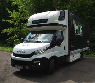 Removals from Germany to London