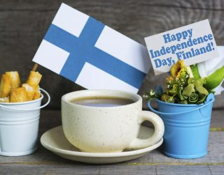Removals to Finland - Independence day