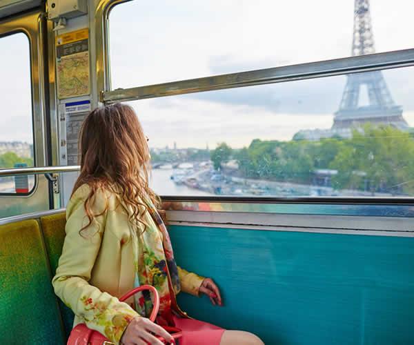 Public transport in Paris