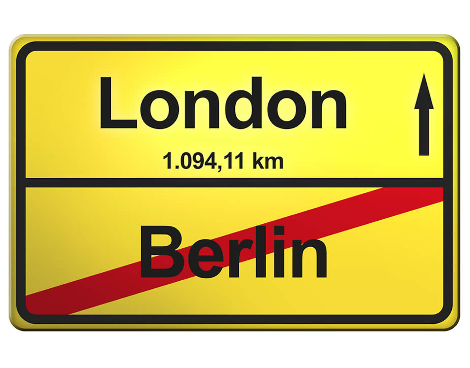 From Berlin To London